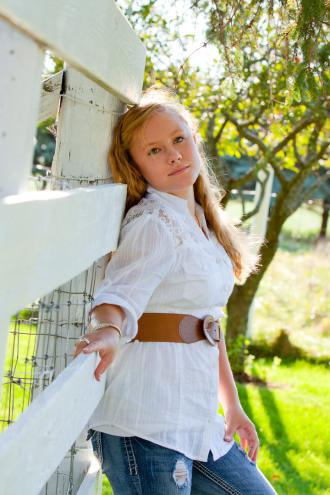 Senior Portrait Photography in Rantoul IL